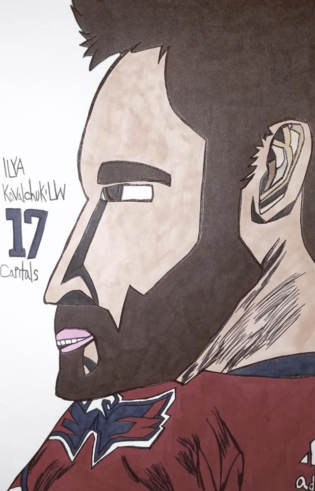 Ilya Kovalchuk por armattock